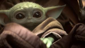 The Mandalorian: Baby Yoda©Disney