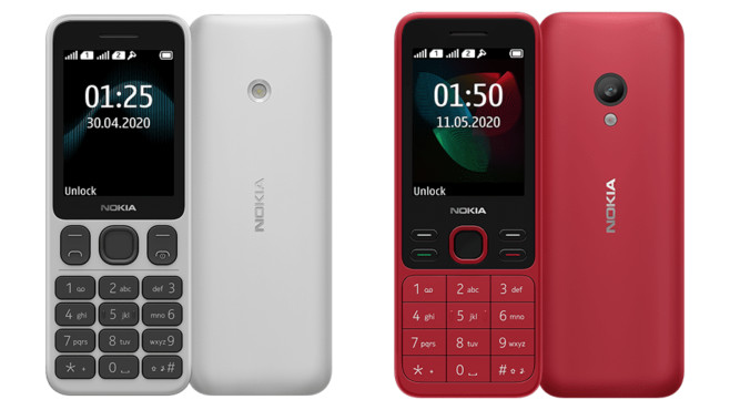 Nokia 125 und 150©Nokia