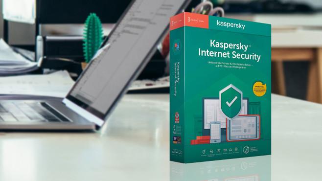 Test: Kaspersky Internet Security©Kaspersky, iStock.com/jacoblund