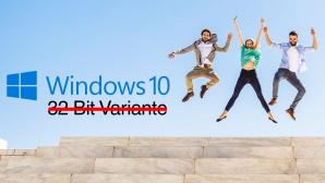 Windows 10 bald ohne 32 Bit-Version?©Bildarchiv , Microsoft