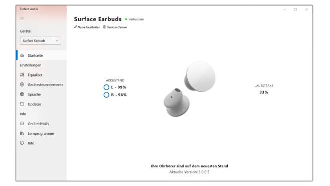 Microsoft Surface Earbuds©COMPUTER BILD