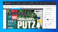 PDF-Dateien öffnen: Verschiedene Varianten©COMPUTER BILD