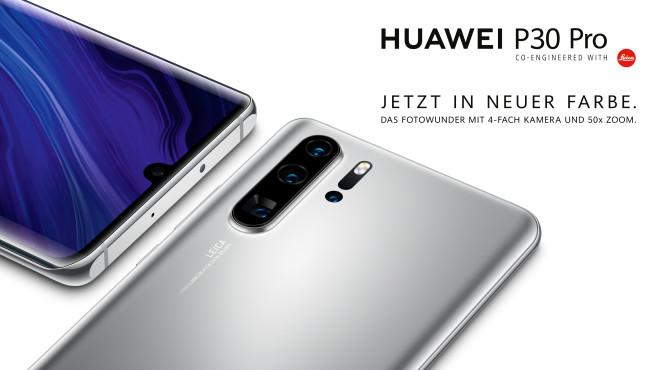 Huawei P30 Pro New Edition©Huawei
