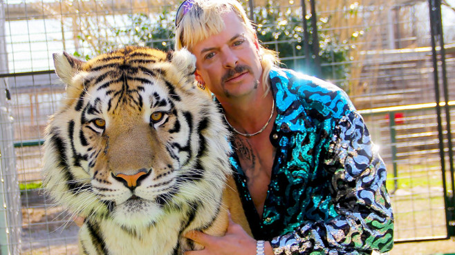 Tiger King Joe Exotic auf Netflix © Netflix