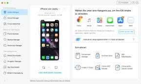 AnyTrans für iOS (Mac) – Kostenlose Vollversion für 1 Jahr