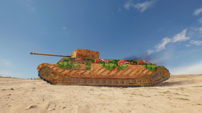 World of Tanks © Wargaming