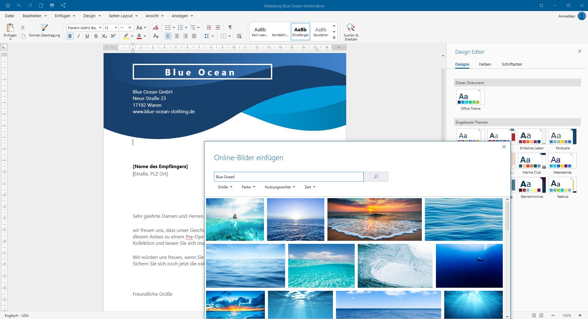 Screenshot 1 - OfficeSuite Personal – Kostenlose Vollversion für 1 Jahr