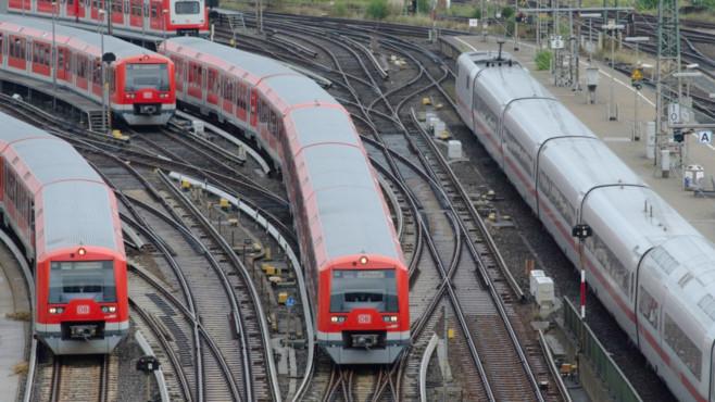 Selfies auf Bahngleisen©Deutsche Bahn