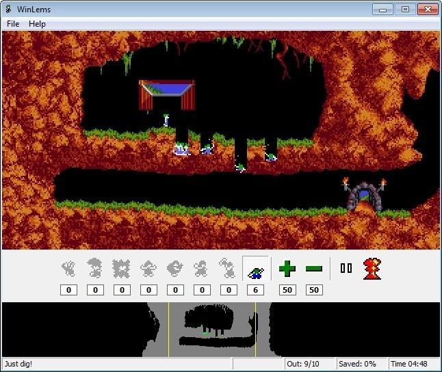Screenshot 1 - WinLems