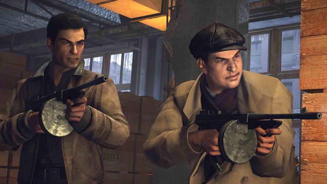 Mafia 2©2K Games