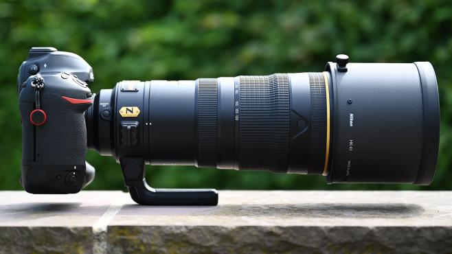 Nikon D6 AF-S Nikkor 120-300mm f2.8E FL ED SR VR©COMPUTER BILD