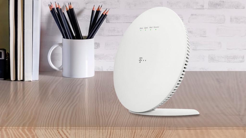 Telekom Speed Home WiFi: Praxis-Test des Mesh-Repeaters