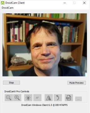 DroidCam Client