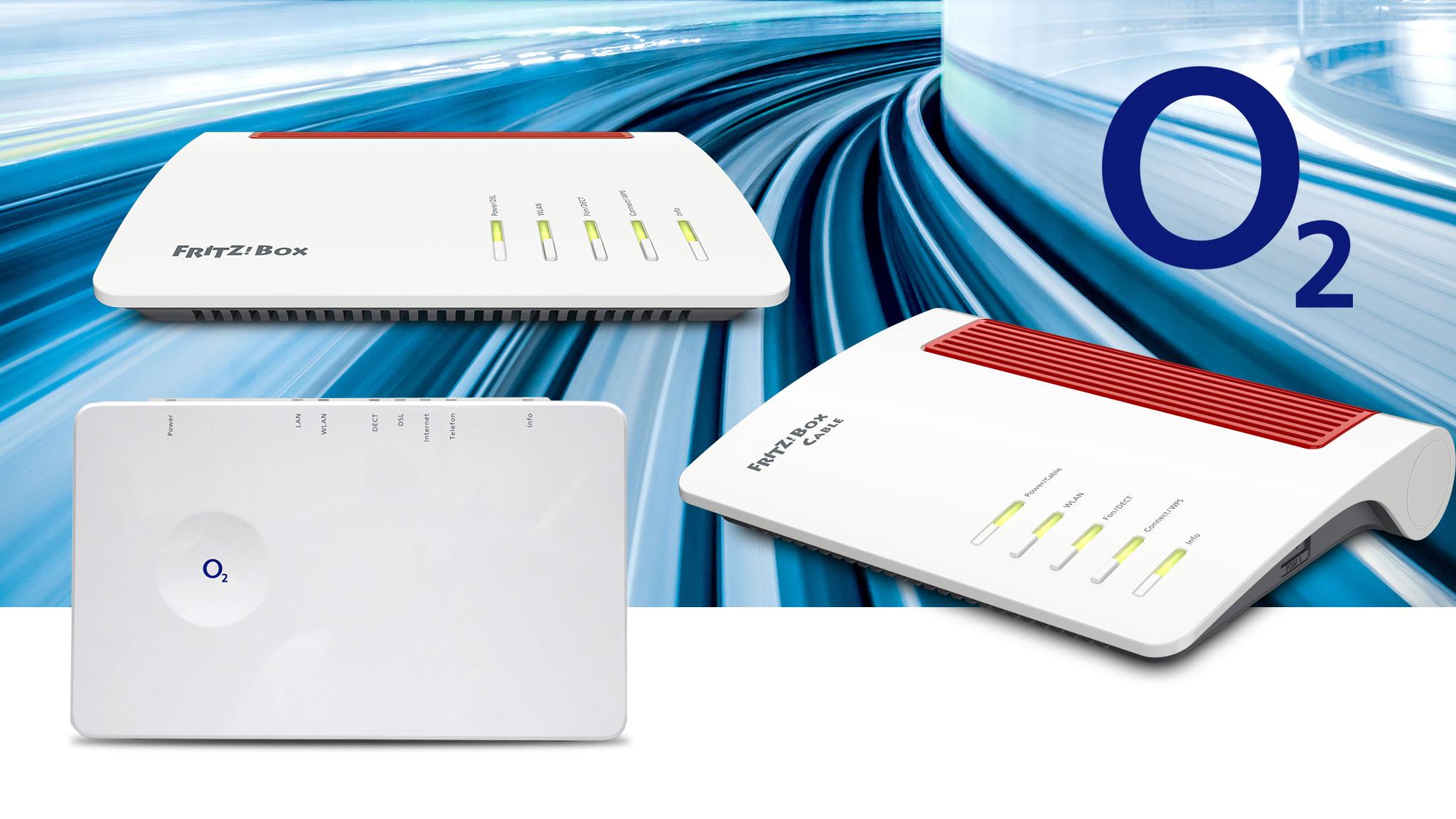 O20 Router Test der aktuellen FritzBox  und HomeBox Modelle ...
