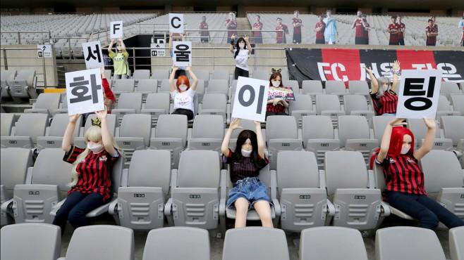 FC Seoul Publikum©REUTERS
