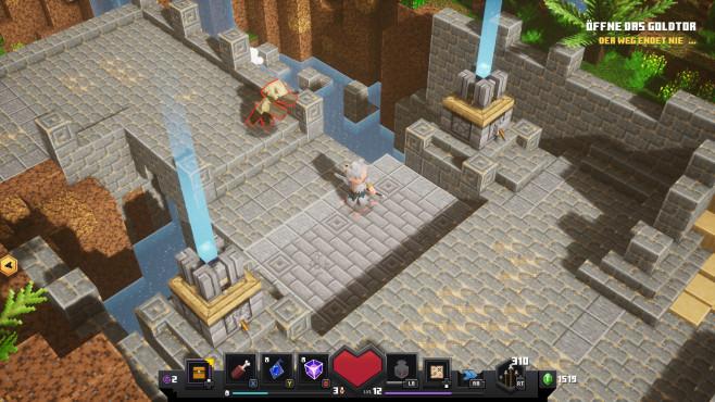 Minecraft Dungeons©Microsoft