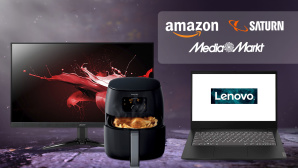 Amazon, Media Markt, Saturn: Die Top-Deals des Tages! © Saturn, Media Markt, Amazon, Acer, Lenovo, Philips