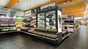 Indoor Farming: Aldi-Süd©Aldi-Süd