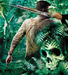Uncharted -  Drakes Schicksal Im Dschungel lauern viele Gefahren.