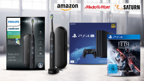 Amazon, Media Markt, Saturn: Die Top-Deals des Tages!©Saturn, Media Markt, Amazon, Philips, Sony, EA, iStock.com/Hiraman
