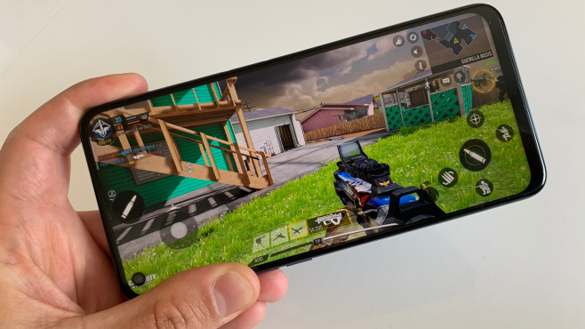 Realme 6: Call Of Duty Mobile © COMPUTER BILD