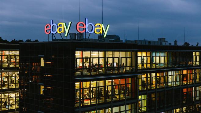 Ebay in Dreilinden, Deutschland©eBay Inc.