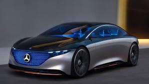 Mercedes: Konzept©Mercedes