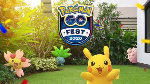 Pokémon GO Fest 2020©Niantic