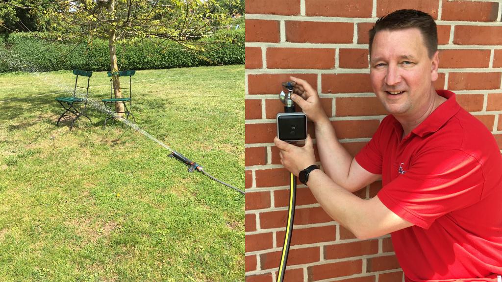 Eve Aqua: Test der smarten Bewässerungssteuerung