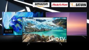 Amazon, Media Markt, Saturn: Die Top-Deals des Tages!©Saturn, Media Markt, Amazon, Samsung, Sony, TCL, iStock.com/kertlis
