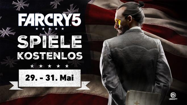 Far Cry 5: Gratis-Wochenende©Ubisoft