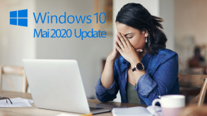 Windows 10 2004 Probleme © Stock.com/mapodile