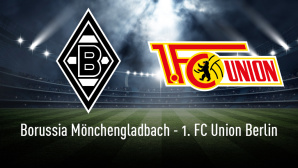 Bundesliga: Gladbach – Union Berlin©Borussia Mönchengladbach, 1. FC Union Berlin, iStock.com/efks