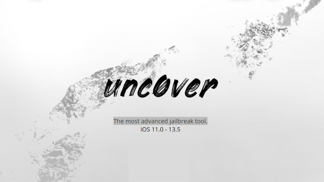 """unc0ver""-Jailbreak©unc0ver"