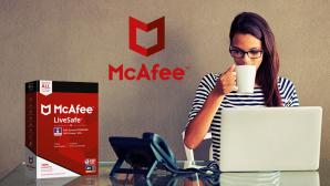 McAfee LiveSafe Antivirus©gettyimages.de/Yuri_Arcurs
