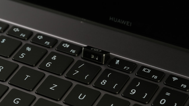 Huawei Matebook X Pro 2020©COMPUTER BILD