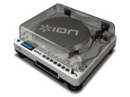 Ion LP2CD: Plattenspieler mit integriertem CD-Brenner Mit dem Ion LP2CD lassen sich Schallplatten direkt auf einer CD archivieren.