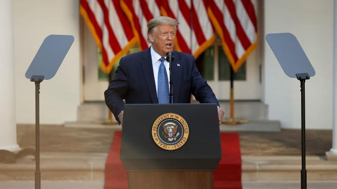 Donald Trump©gettyimages.de/Chip Somodevilla