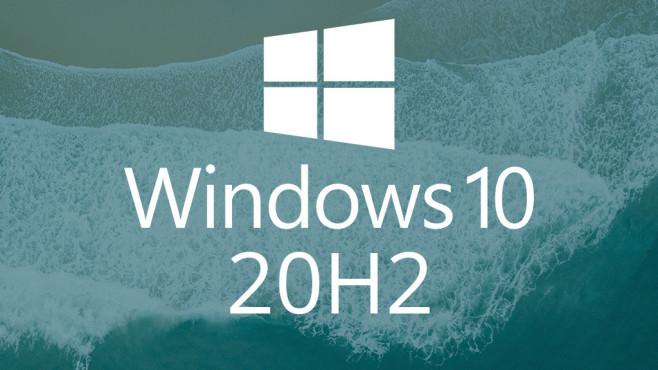 Windows 10 20H2©COMPUTER BILD