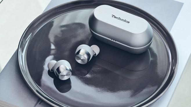 Technics  EAH-AZ70W: Neue True-Wireless-Kopfhörer©Technics