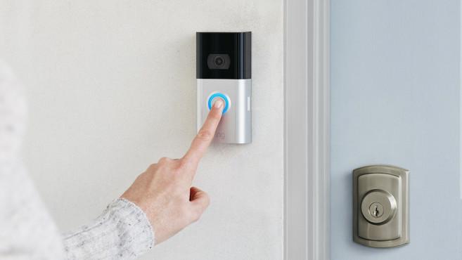 Ring Video Doorbell 3, Aufmacher©Ring