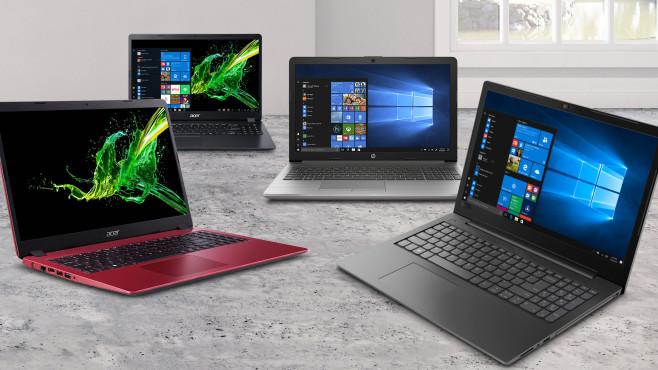Laptops bsi 300 Euro fürs Homeschooling©iStock.com/asbe