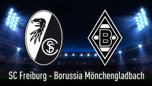 Bundesliga: SC Freiburg – Borussia Mönchengladbach©iStock.com/LeArchitecto, SC Freiburg, Borussia Mönchengladbach