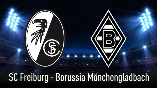 Bundesliga: SC Freiburg - Borussia Mönchengladbach live sehen - COMPUTER  BILD