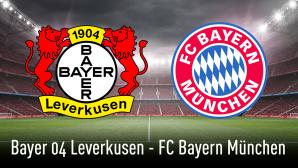 Bundesliga: Leverkusen – Bayern©Bayer 04 Leverkusen, FC Bayern München, iStock.com/efks