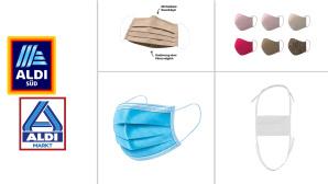 Atemschutzmasken von Aldi©Aldi Nord und Aldi Süd