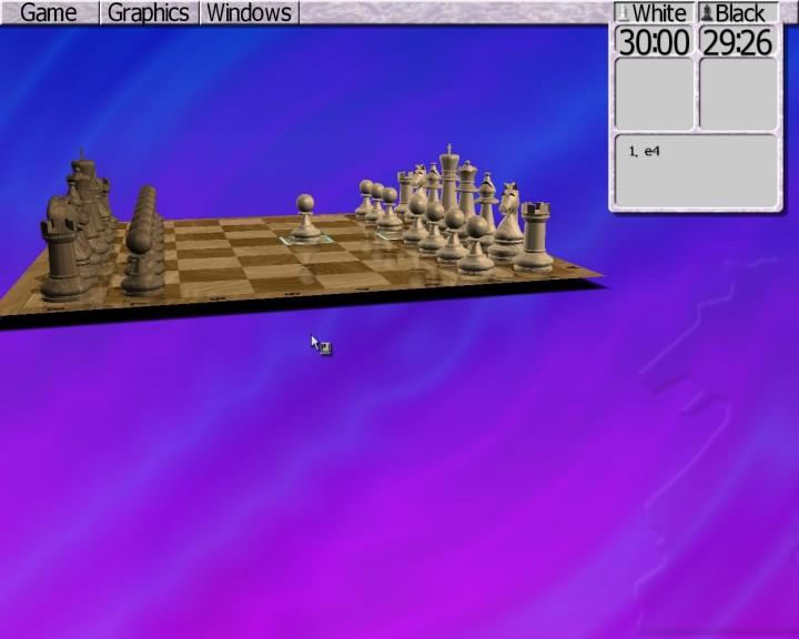 Screenshot 1 - ShaagChess