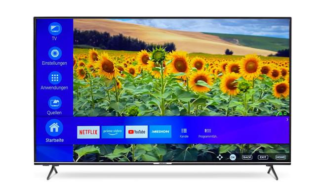 Medion X16500: Amazon Prime Video, Netflix, YouTube©Medion COMPUTER BILD