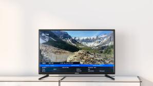 Medion Life E13200: Mit 80 Zentimetern Bildschirmdiagonale (32 Zoll) eignet sich der Fernseher gut für kleinere Räume.©Medion, COMPUTER BILD