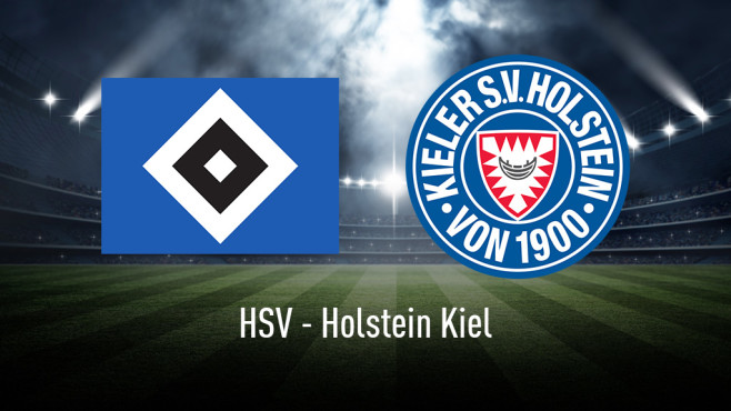 2. Bundesliga: HSV – Holstein Kiel©Hamburger SV, Holstein Kiel, Fotolia.com/efks